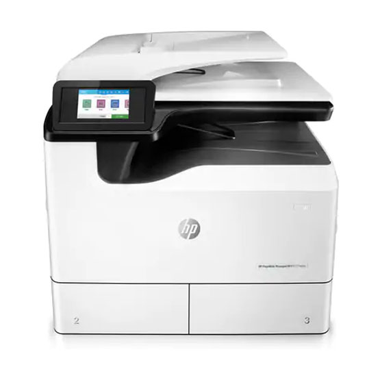 HP PageWide Managed P77740dn - Vista frontal