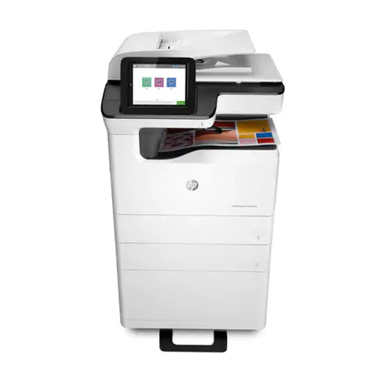 HP PageWide Managed P77940dn - Vista frontal