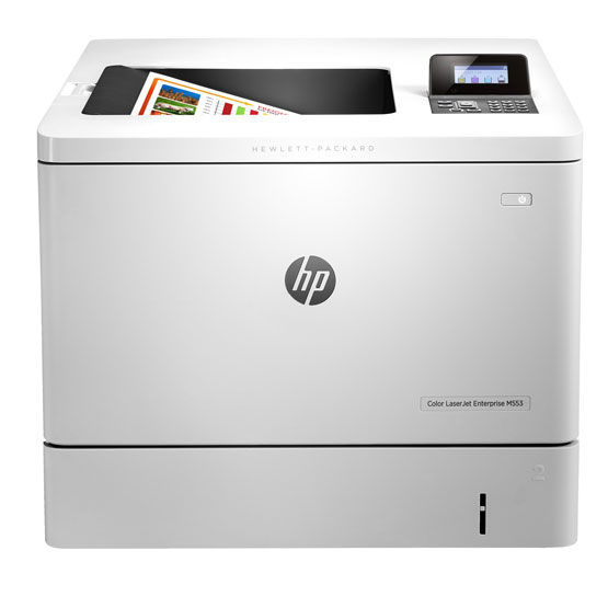 HP LaserJet Enterprise M552dn