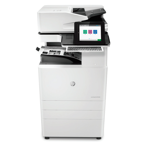 HP LaserJet Managed MFP E825 Series - Vista frontal