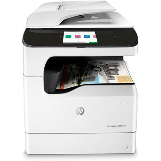 HP PageWide Managed P77740z - Vista frontal