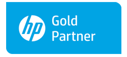 HP Gold Partner Insignia